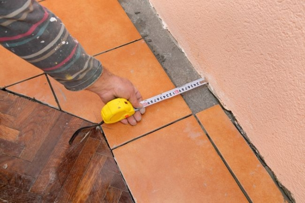 Как резать плитку Недвижимость и строительство